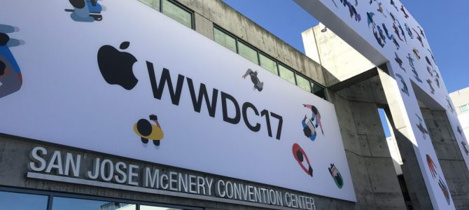 First time at WWDC