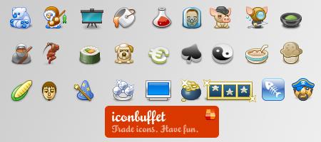 Iconbuffet