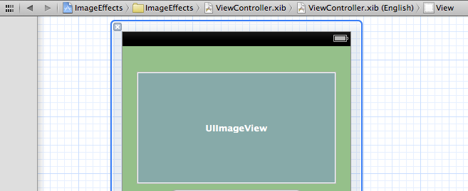 iOS SDK: animations and effects in UIImageViews