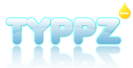 Typpz Beta logo